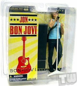McFarlane Toys Rock n' Roll Action Figure Jon Bon Jovi
