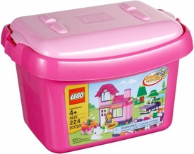 LEGO Bricks & More #4625 Pink Box