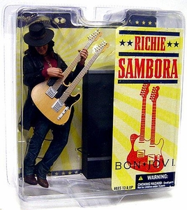 McFarlane Toys Rock n' Roll Action Figure Richie Sambora