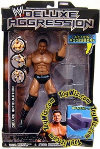 WWE Wrestling DELUXE Aggression Series 12 Action Figure Batista