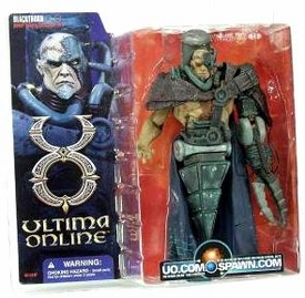 McFarlane Toys Ultima Online Action Figure Blackthorn [Power Hungry Tyrannical Lord]
