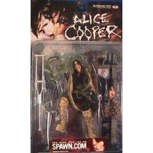McFarlane Toys Super Stage Figures Alice Cooper