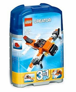 LEGO Creator Set #5762 Mini Plane