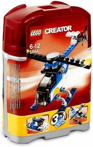 LEGO Creator Set #5864 Mini Helicopter