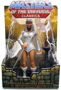 He-Man Masters of the Universe Classics Exclusive Action Figure Temple of Darkness Sorceress