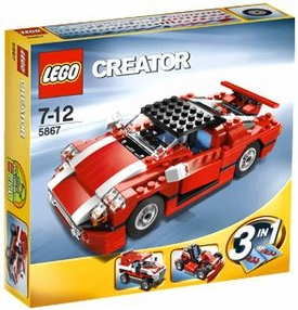 LEGO Creator Set #5867 Super Speedster