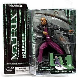 McFarlane Toys Series 1 Matrix Action Figure Morpheus