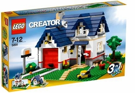 LEGO Creator Set #5891 Apple Tree House