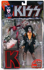 McFarlane Toys Kiss Ultra-Action Figure Gene Simmons