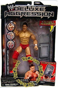 WWE Wrestling DELUXE Aggression Series 11 Action Figure William Regal