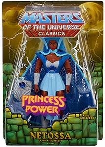 He-Man Masters of the Universe Classics Exclusive Action Figure Netossa
