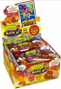 Topps Moshi Monsters Trading Card Game UK Version Series 2 Mash Up! Booster Box [36 Packs]