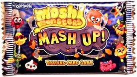 Topps Moshi Monsters Trading Card Game UK Version Series 1 Mash Up! Booster Pack
