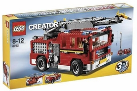 LEGO Creator Set #6752 Fire Rescue