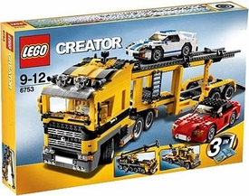LEGO Creator Set #6753 Highway Transport