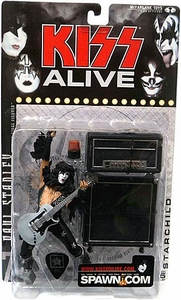 McFarlane Toys KISS Alive Action Figure Paul Stanley The Starchild
