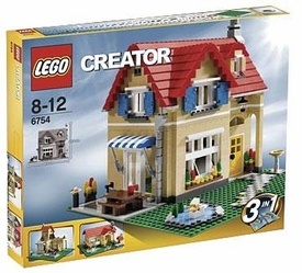 LEGO Creator Set #6754 Family Home