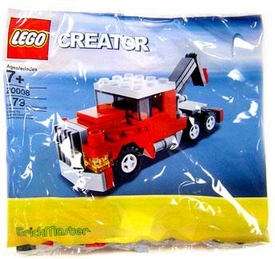 LEGO Creator BrickMaster Exclusive Set #20008 Tow Truck [Bagged]