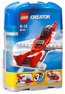 LEGO Creator Set #6741 Mini Jet