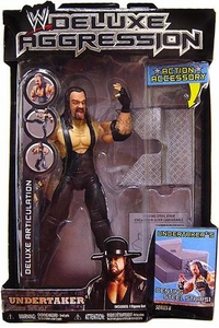 WWE Jakks Pacific Wrestling DELUXE Aggression Series 8 Action Figure Undertaker