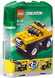 LEGO Creator Set #6742 Mini Off-Roader