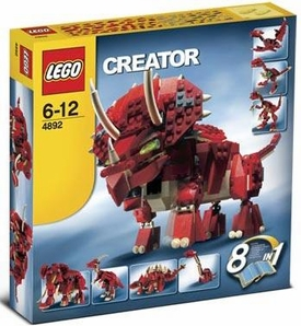 LEGO Creator Set #4892 Prehistoric Power Hard to Find!