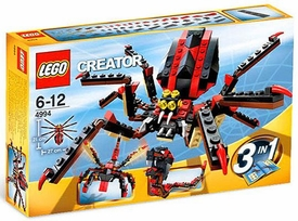 LEGO Creator Set #4994 Fierce Creatures