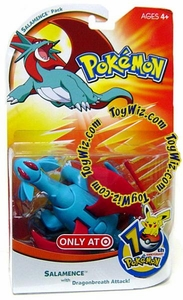 Pokemon 10th Anniversary Exclusive Deluxe Action Figure Salamence