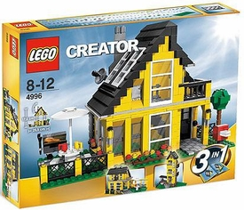 LEGO Creator Set #4996 Beach House