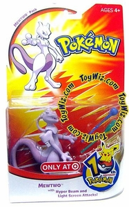 Pokemon 10th Anniversary Exclusive Deluxe Action Figure Mewtwo
