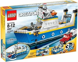 LEGO Creator Set #4997 Transport Ferry
