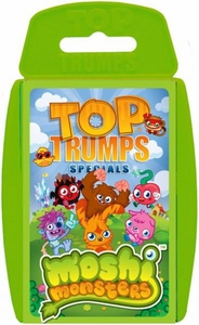 Moshi Monsters Top Trumps Special Pack