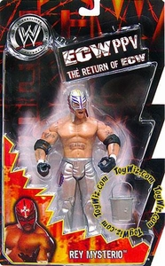WWE ECW PPV Series 9 'One Night Stand' Wrestling Action Figure Rey Mysterio
