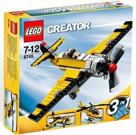LEGO Creator Set #6745 Propeller Power