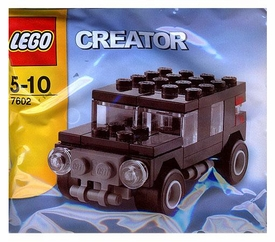 LEGO Creator Mini Figure Set #7602 Hummer Truck [Bagged]