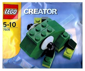 LEGO Creator Mini Figure Set #7606 Frog [Bagged]