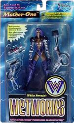 McFarlane Toys Wetworks Action Figure Mother-One [Damaged Package, Mint Contents]