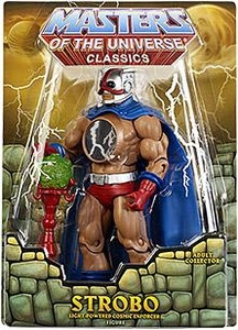 He-Man Masters of the Universe Classics Exclusive Action Figure Strobo