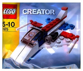LEGO Creator Mini Figure Set #7873 Jet Plane [Bagged]