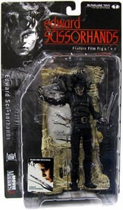 McFarlane Toys Movie Maniacs Series 3 Action Figure Edward Scissorhands
