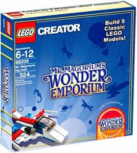 LEGO Creator Set #66208 Mr. Magorium's Wonder Emporium Big Book