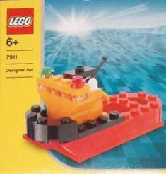 LEGO Designer Set #7911 Tugboat