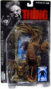 McFarlane Toys Movie Maniacs Series 3 Action Figure The Thing: Norris Creature