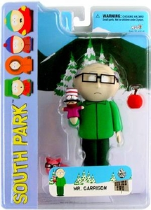 Mezco Toyz South Park Series 2 Action Figure Mr. Garrison