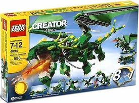 LEGO Creator Set #4894 Mythical Creatures