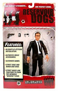 Mezco Toys Reservoir Dogs Action Figure Mr. Orange