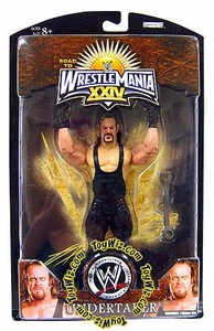 WWE Wrestlemania 24 Exclusive Series 2 Action Figure Undertaker