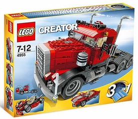 LEGO Creator Set #4955 Big Rig