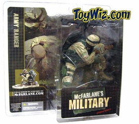 McFarlane Toys Military Soldiers Series 1 Action Figure U.S. Army Ranger (*Random Ethnicity)