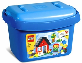 LEGO Creator Set #6161 Small Blue Brick Box